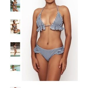 Other - Checker bikini
